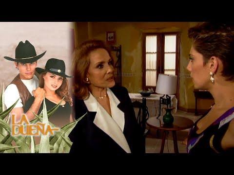 La Dueña capítulo 28: Laura y la madre de José María conspiran en contra de Regina | Tlnovelas thumbnail