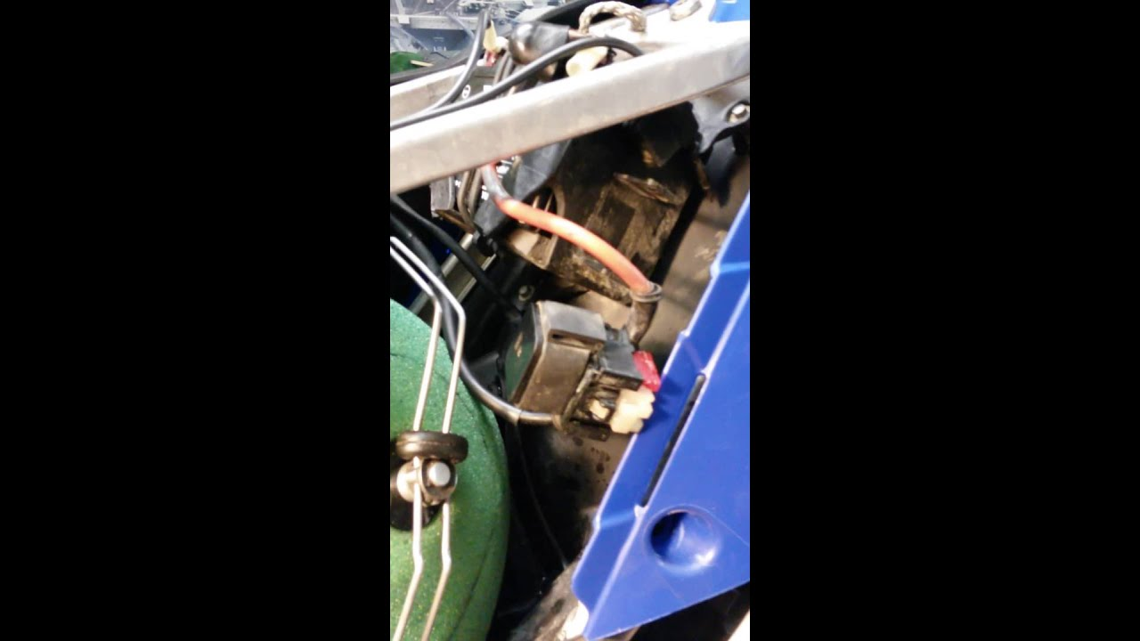 Ktm 300 Starter Wiring Diagram Starting Know About 640 Lc4 Supermoto 2008 Solenoid Youtube Rh Com