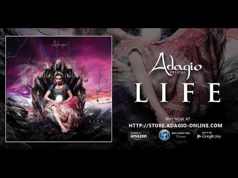 ADAGIO - LIFE (Full Album) ♫♫♫