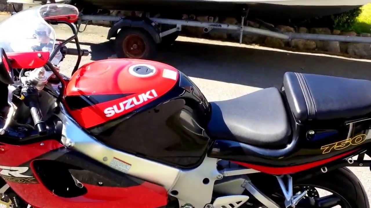 Suzuki GSXR 750 SRAD 1999