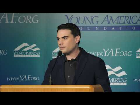 Ben Shapiro LIVE at the Fall College Retreat at the Reagan Ranch