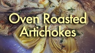 Wildwood Oven Roasted Artichokes With Frank Mazzuca - Family Style