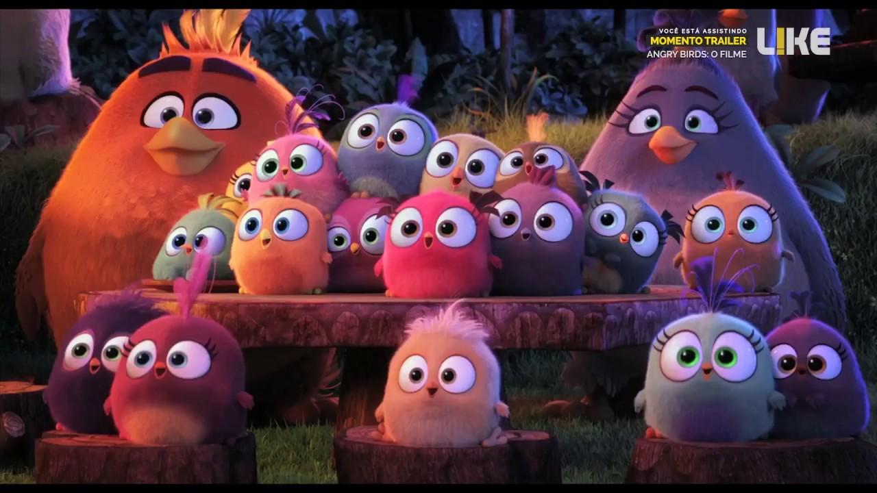 Momento Trailer - Angry Birds: O Filme