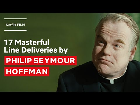 Philip Seymour Hoffman's Best Movie Moments | Netflix