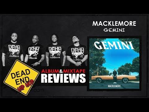 Macklemore - Gemini Album Review | DEHH