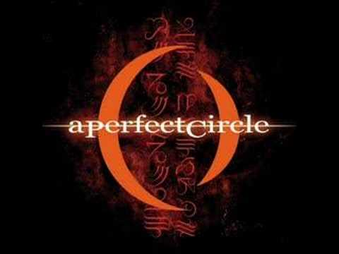 9. Thinking of you - A Perfect Circle