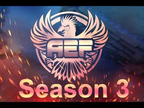 AEF Season 3 Round 1 Mavericks v SON Game 3