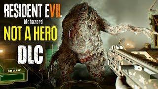 Los juegos macabros de LUCAS | Not a Hero | Resident Evil 7 Nuevo DLC | Gameplay en Español