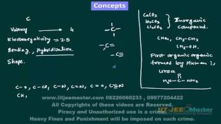 general organic chemistry for iit jee