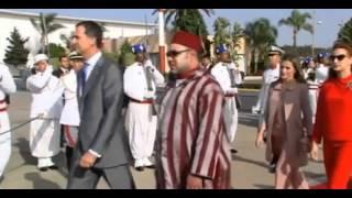 Conflicto con Mohamed VI en Aguas de Ceuta