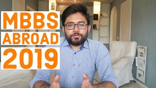 Updated Eligibility Criteria For MBBS Abroad 2019 | Study MBBS Abroad | Russiafeels