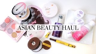 April Korean Makeup and Skincare Haul, korean makeup, korean skincare, asian beauty