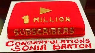 1 MILLION SUBSCRIBERS!!!!