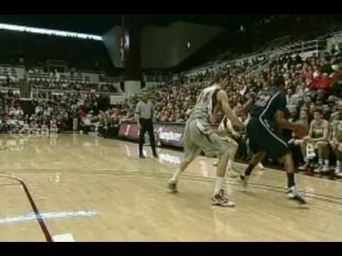 2009/2010 Arizona Basketball vs Stanford Cardinal