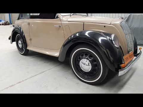 Morris 8 40 roadster by Firma Trading Classic Cars Australia