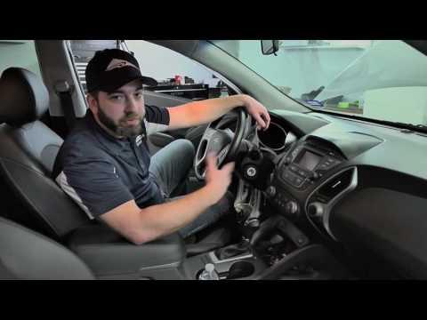 Hyundai Tuscon HIFI Audio Experience