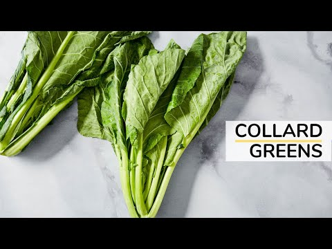 Collard Greens 101 and Recipe - How to Use, Make, Store Quick and Easy