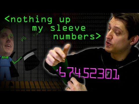 "Magic ""Nothing Up My Sleeve"" Numbers - Computerphile"