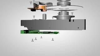 Vladik DISK HDD 3D Model