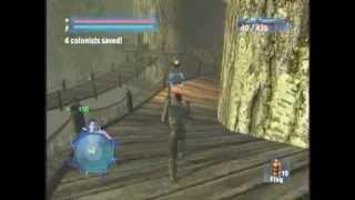 Brute Force (Xbox) Gameplay