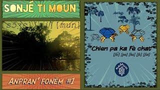 Sonjé Ti Moun #1 Mouché Anibal