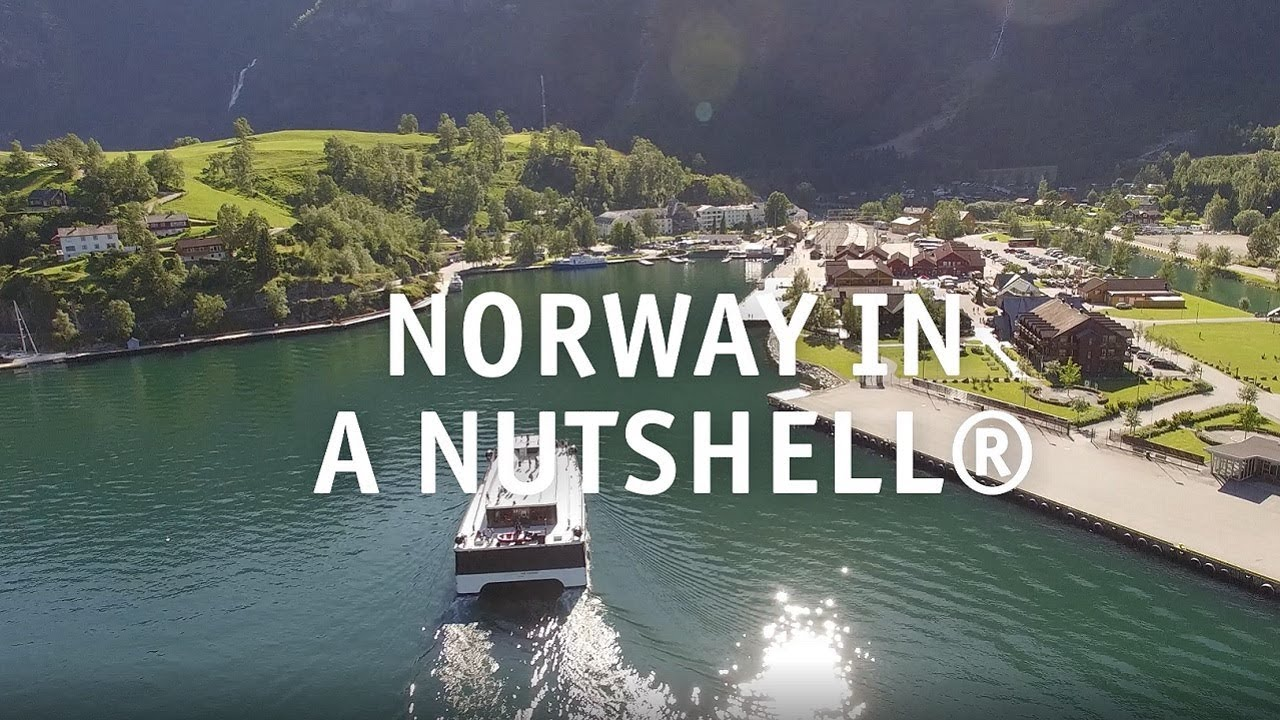Thumbnail: Norway in a nutshell ® - short teaser