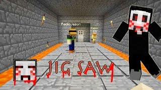 JIGSAW ADVENTURE Minecraft Mini Game Play with Radio Jason Games