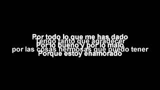 Abraham Velazquez - Gracias + Letra / Lyric