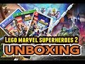 Lego Marvel Superheroes 2(PS4/Xbox One/Switch) Unboxing !!