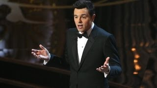 Seth MacFarlane Accused of Sexism at Oscars