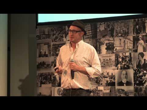 Dynamic Market Street dynamic: Eric Rodenbeck at TEDxMarketStreet