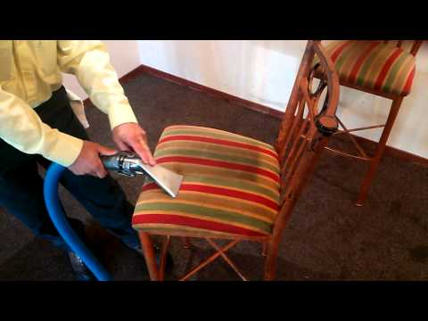 See the difference professional upholstery cleaning makes - Incline Village, NV, Lake Tahoe