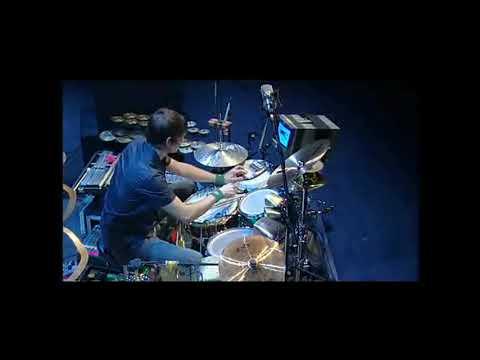 Glenn Kotche - Monkey Chant - Modern Drummer 2006.wmv