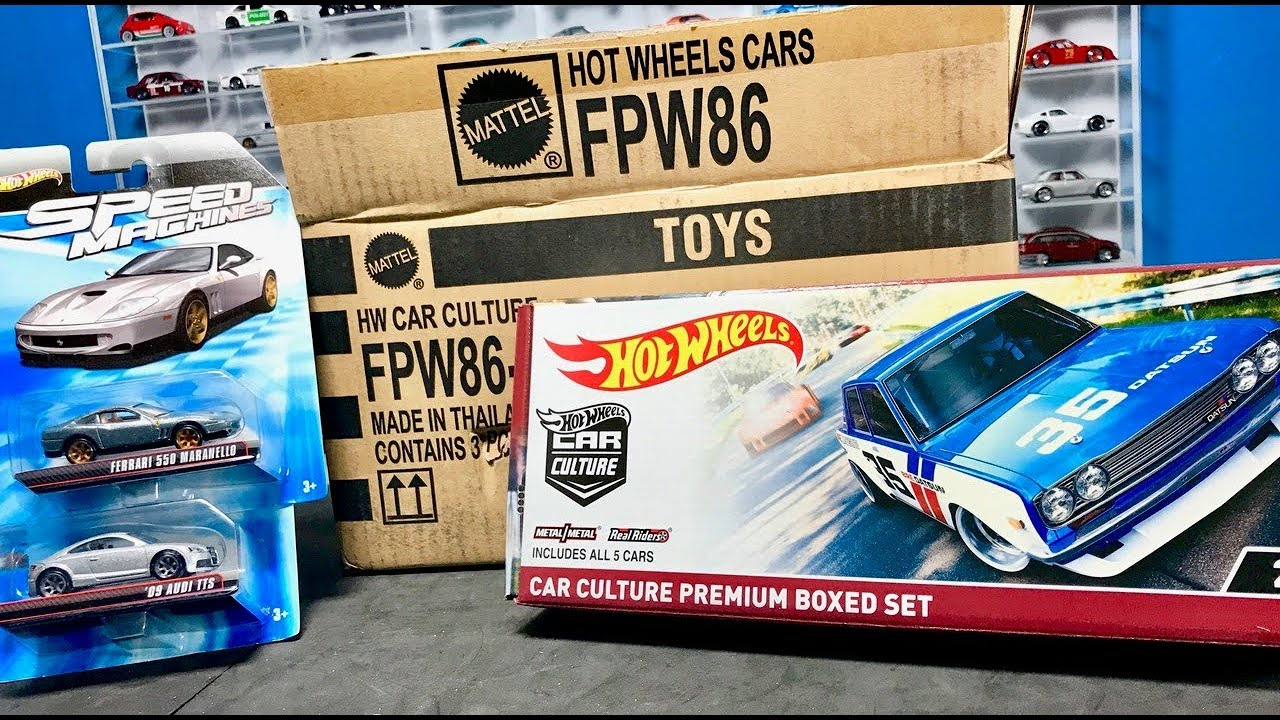 Lamley Unboxing: Did I get the correct cars in my Hot Wheels RLC Car ...