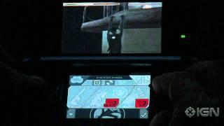 Splinter Cell 3D: Hang Tight Gameplay