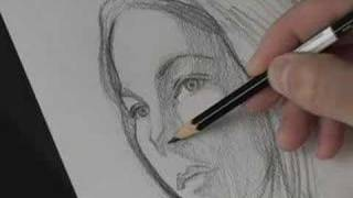 Drawing Tutorials Online.com Portrait Drawing Old School
