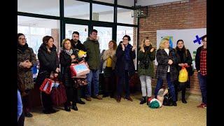 Erasmus Plus proiektuko koordinatzaileei Mutrikun