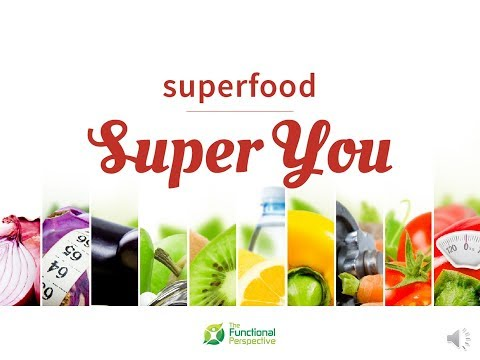 SuperFoods - SuperYOU!