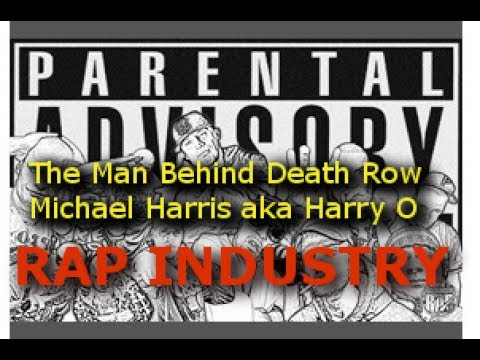 Michael harris the man behind death row records