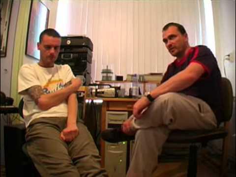 Osdorp Posse 2005 interview - Def P & Seda (deel 1)