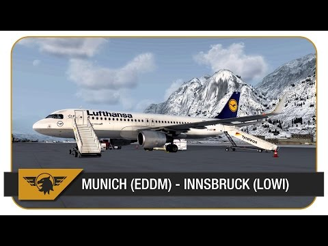 [Prepar3D] Aerosoft Airbus Shared Cockpit | Munich (EDDM) -