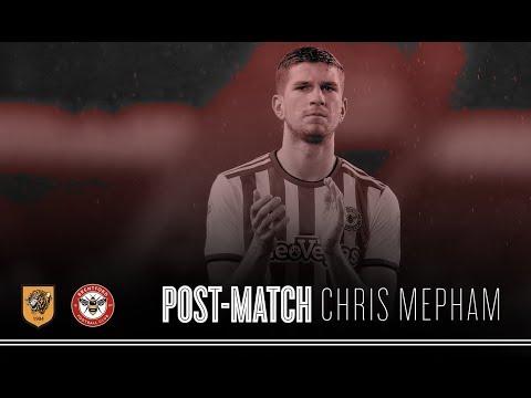 Reaction: Chris Mepham post-Hull City
