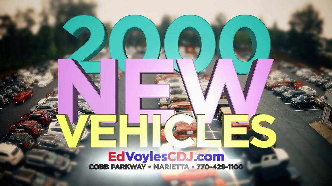 Attractive Ed Voyles Chrysler Dodge Jeep Ram Is Your JEEP WRANGLER Dealer!