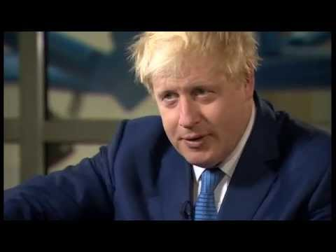 Boris Johnson tests Evan Davis's Latin - BBC Newsnight
