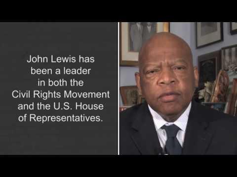 Rep. John Lewis (GA-5), Featured Member