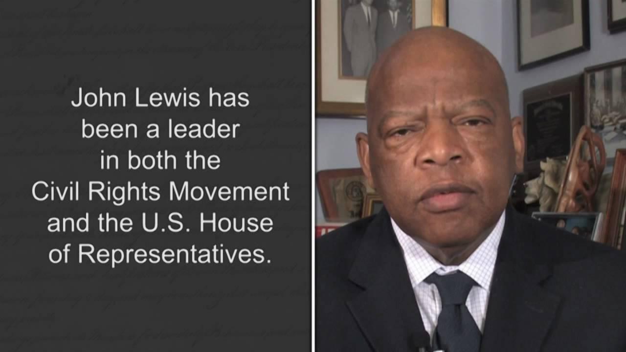 How John Lewis Transformed American Politics