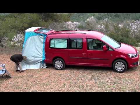 our berlingo camping car funnydog tv. Black Bedroom Furniture Sets. Home Design Ideas