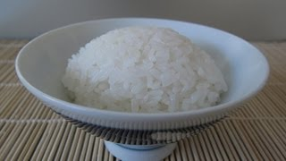How to cook short grain rice