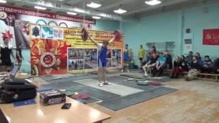 Кубок ИГМА 26.11.16  мужчины 2 поток. Рывок