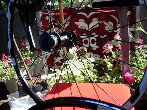 17b9cc37006 Shimano MT15 mountain bike wheels - YouTube